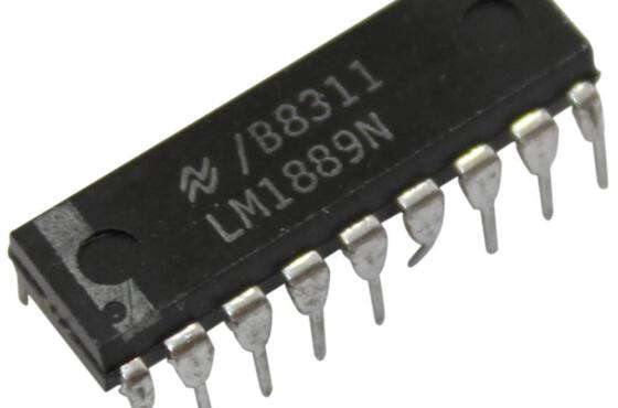 lm1889 transmissor de TV ci ic