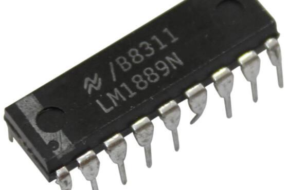 Lm1889 transmissor de tv ci ic