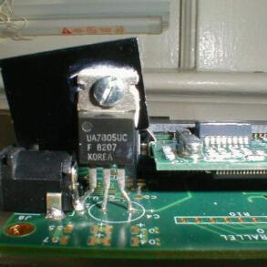 Circuito eliminador de baterias de 9 volts