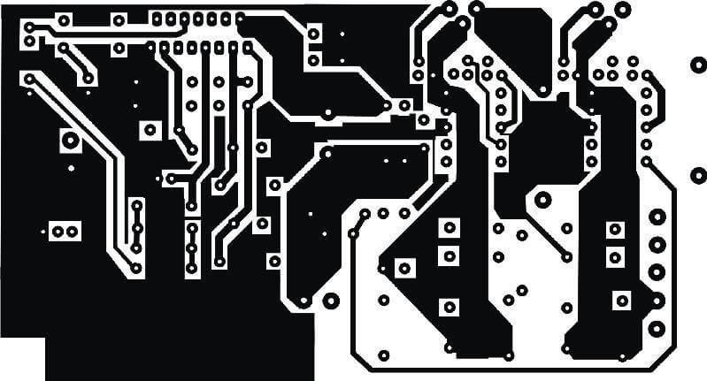 circuito impresso 1 lado Home