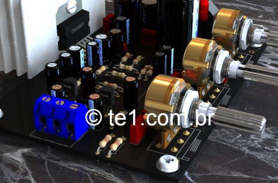 Tda2005-estereo-tons-amplificador
