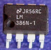 lm386 n Como projetar circuitos de amplificador de áudio com lm386 e lm386n Circuitos Áudio amplificador de audio amplificador