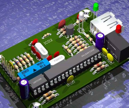 Downlaod eagle circuit board pronto para ser editado no programa cadsoft eagle
