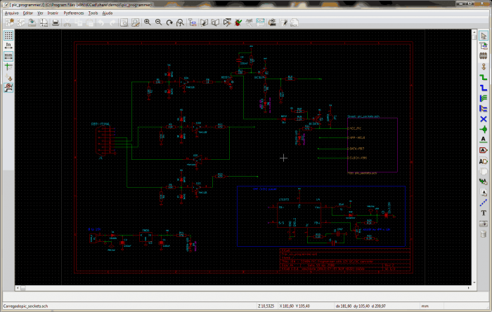 kicad pcb editor free 2 700x445 Download suite Kicad layout editor Linux e Windows Download Desenho circuito impresso