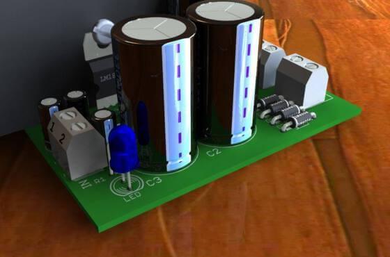 Lm1875-power-amplifier-circuit