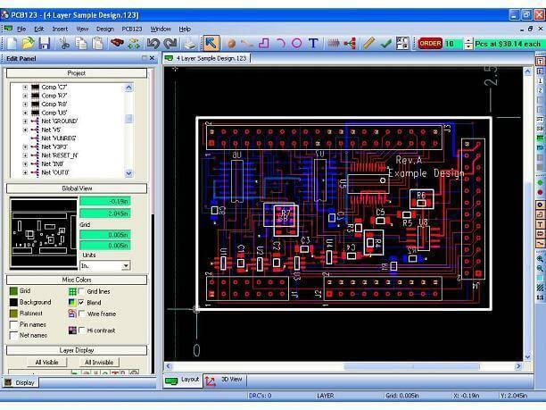 Download Sunstone PCB123  programa de layout de circuito impresso Vídeos Download Desenho circuito impresso