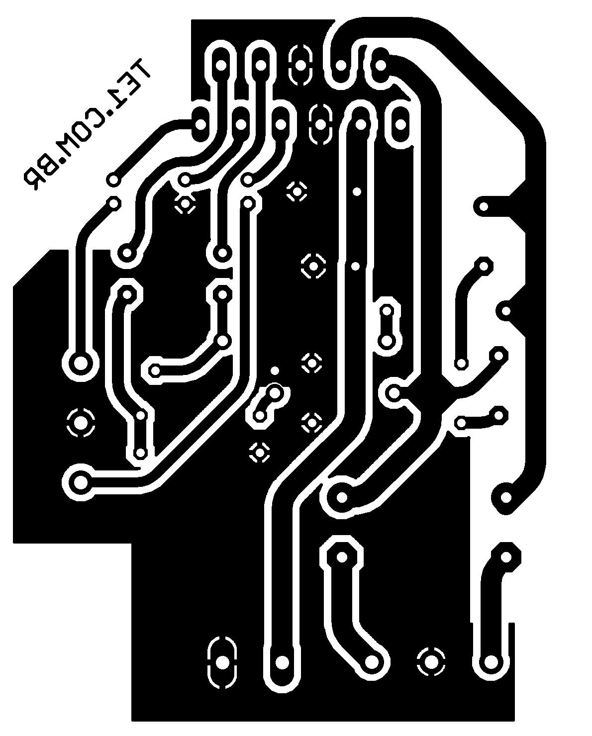 Toni Eletrnica One Circuitos E Informaes De Pgina 81 60 Watts Audio Amplifier Circuit Using Tda7296 Class Ab Tda2009 Stereo Pcb 700x799 Circuito Amplificador Potncia Estreo Com 2x 10w Tda