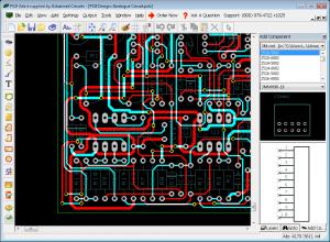 PCB Artist 5 300x220 Download free PCB Artist   Desenho de esquemas e layout de PCB Vídeos Tutorial placa de circuito impresso Download Dicas Desenho de esquemas Desenho circuito impresso
