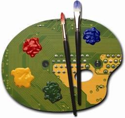 Download free PCB Artist   Desenho de esquemas e layout de PCB Vídeos Tutorial placa de circuito impresso Download Dicas Desenho de esquemas Desenho circuito impresso
