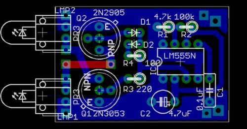 FZXWQ8RR2OES9J65RA.medium Eagle Layout Video Aula Criando Layout   Parte 2 Vídeos Tutorial placa de circuito impresso Dicas Desenho circuito impresso