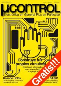 200px RU TAPA001 Download Revista UControl 1 até 4 Tutorial revista placa de circuito impresso Pic Microcontroladores Download Dicas Apostilas