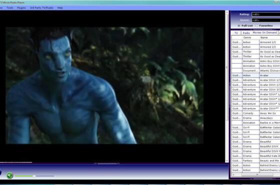 Download Readon TV Movie Radio Player 6.2 internet tv free