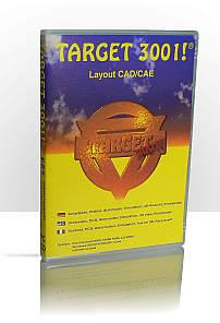 Targetcase300 Download Target 3001  CAD para desenho de PCI e simulação Simulador Multisim Download Desenho de esquemas Desenho circuito impresso