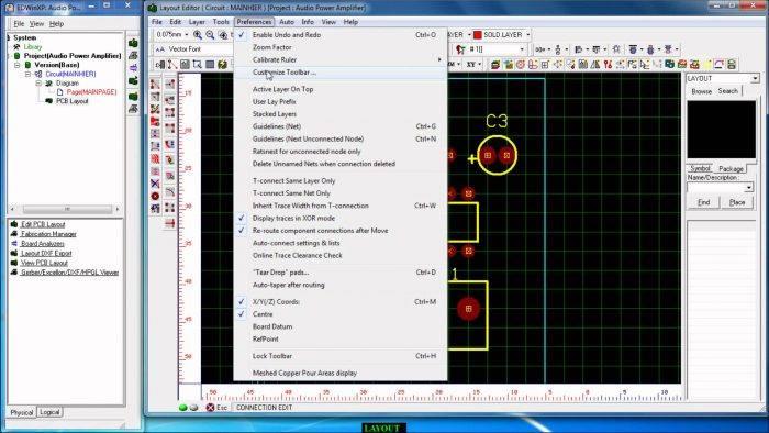 maxresdefault1 700x394 Download Visionics EDWinXP 1.9   Programa CAD para PCB + simulador Simulador Download Desenho de esquemas Desenho circuito impresso