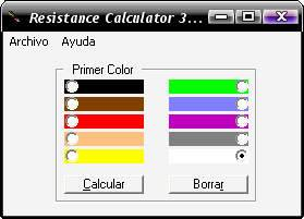 resistance calculator Download Resistence Calculator calculadora de resistor