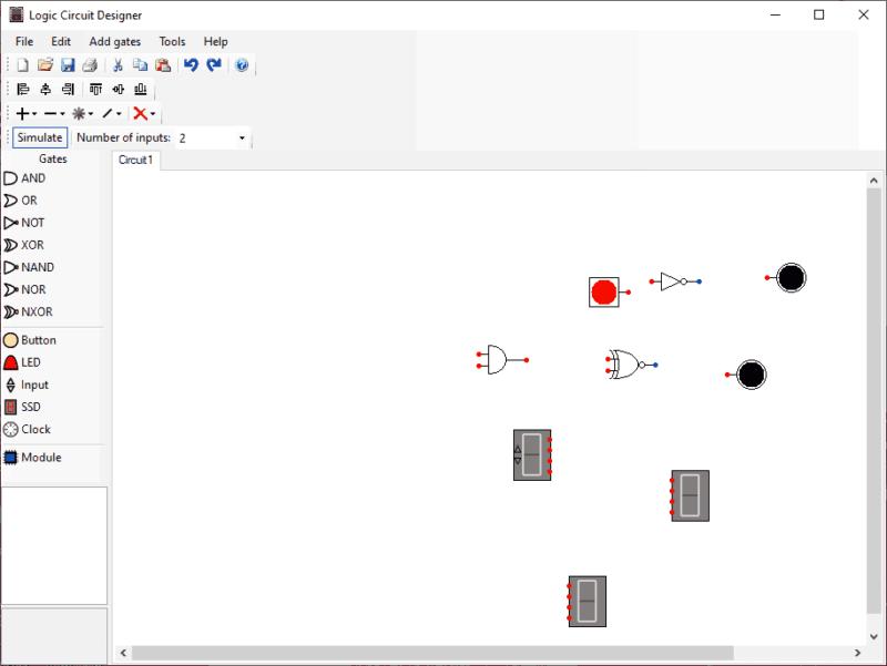Download Logic Circuit Designer Simulador Para Lógica Digital