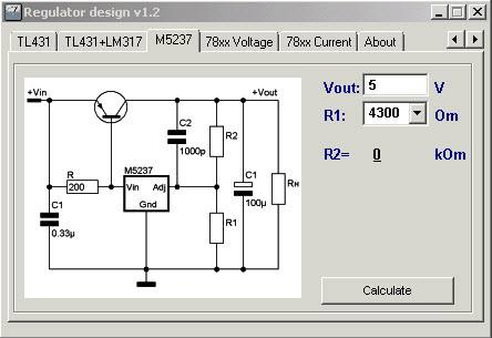 Download Regulator Designer Voltage Current Shunt Adjustable