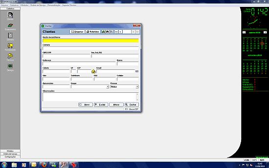 Download SHOficina software para controle de Oficina eletrônica