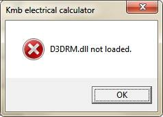 d3drm.dll  Download  KMB calculadora elétrica 2 Download Calculadoras