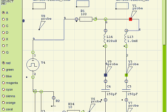 Download Gnucap simulador de circuitos