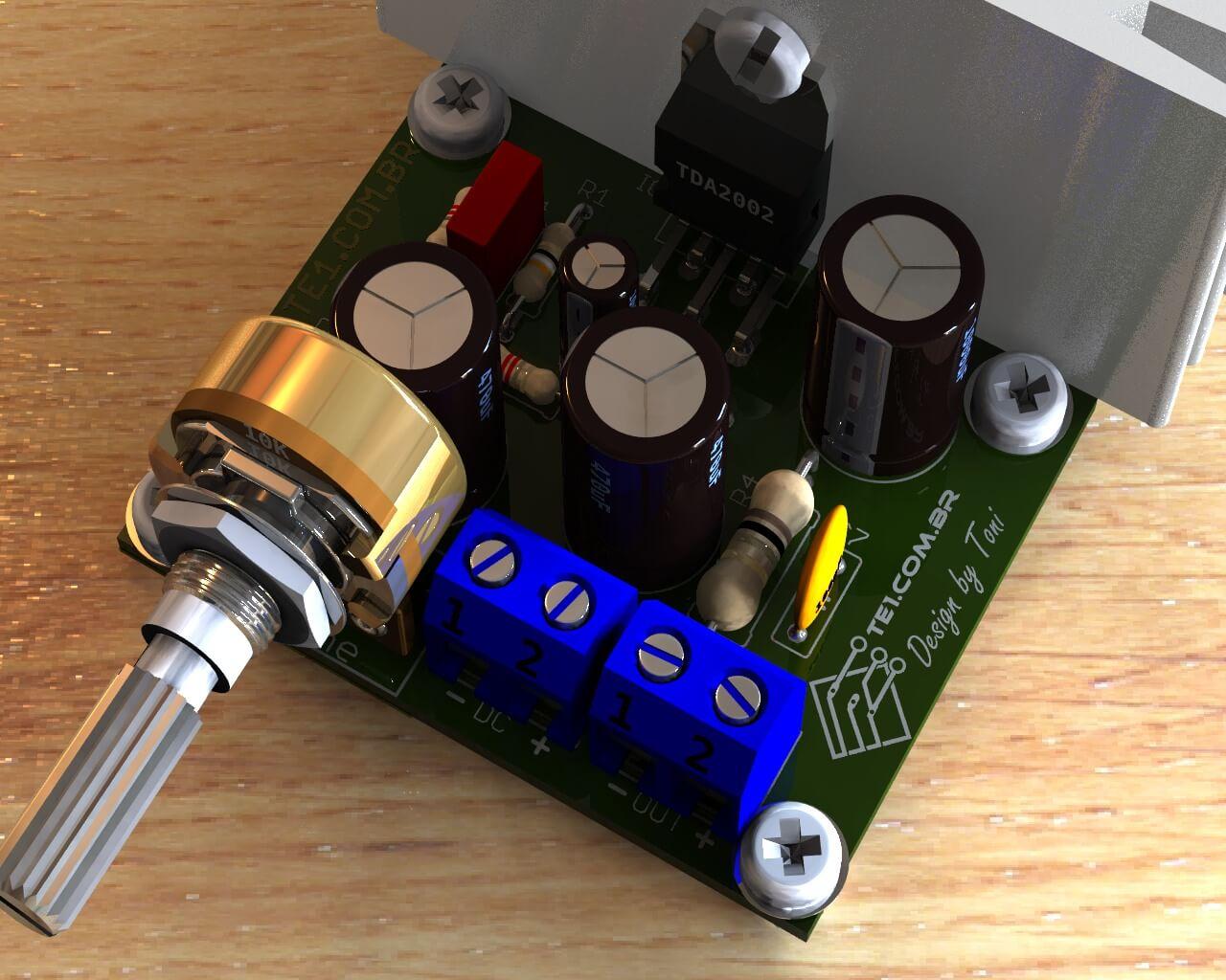 amp-TDA2002-Single