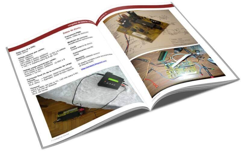 Revista Ucontrol 8 — Carregador De Bateria E Ldr
