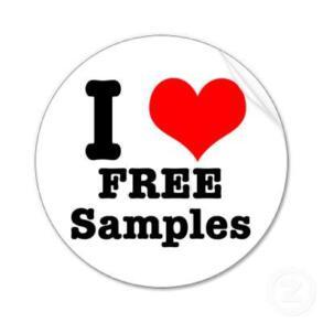 Free Samples – Amostra grátis de componentes eletrônicos de graça