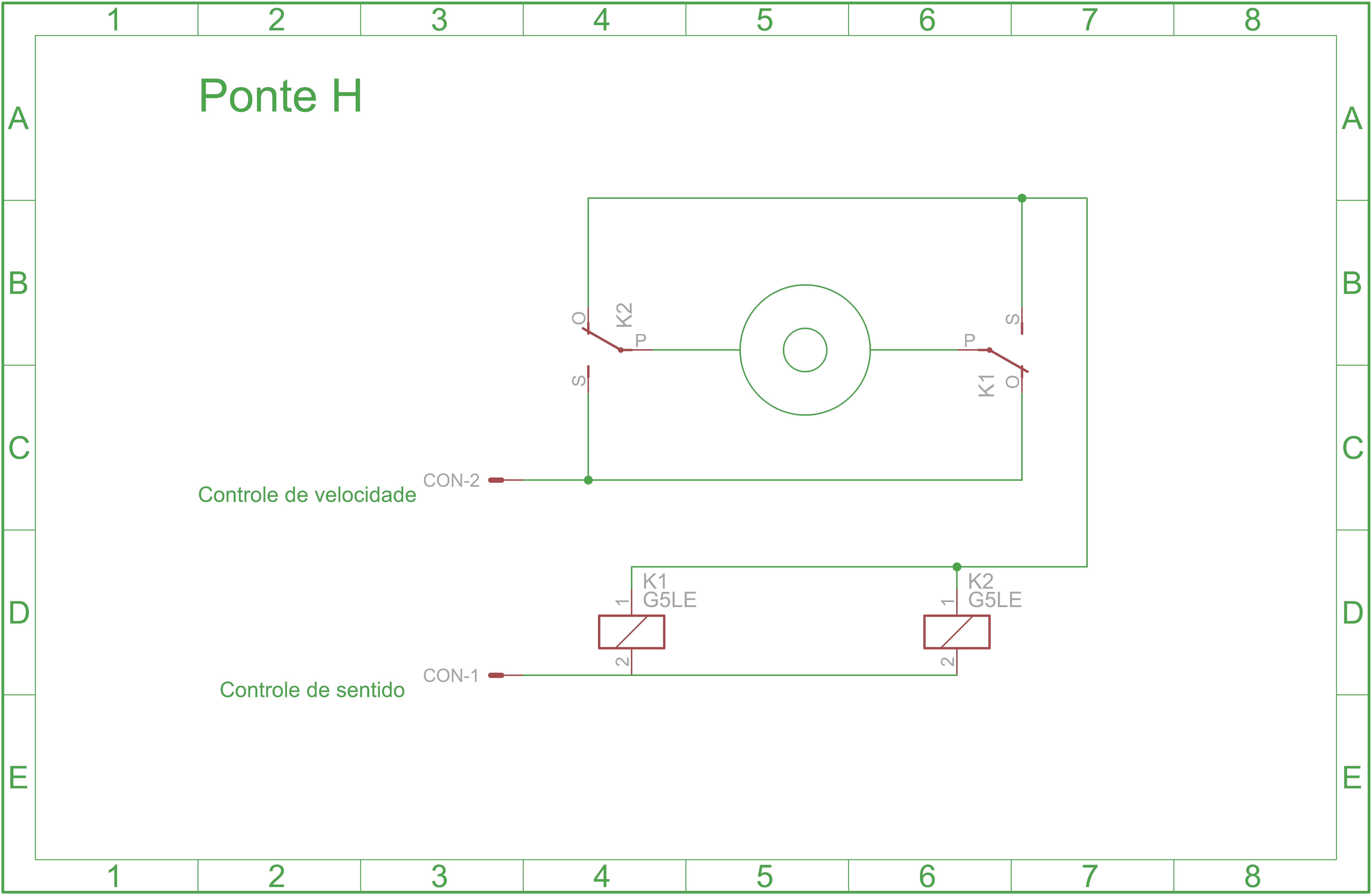 freed Ponte H para Microcontroladores Microcontroladores Circuitos