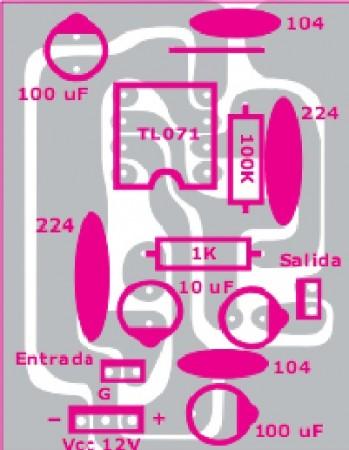 Sem título1 349x450 Transforme suas caixinhas do pc em um sistema 2.1 (filtro p/ sub) Filtros Circuitos Áudio