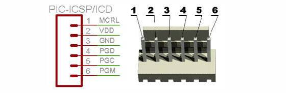 Conector-icsp-pic