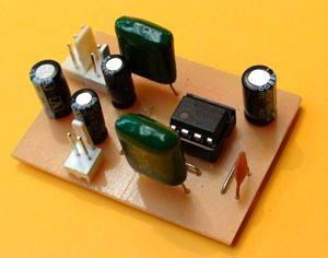 sub08a Transforme suas caixinhas do pc em um sistema 2.1 (filtro p/ sub) Filtros Circuitos Áudio