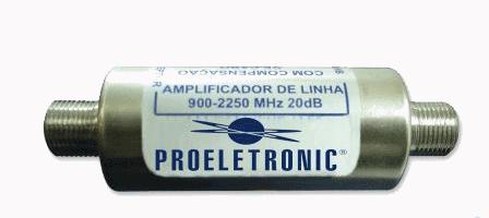 amplificador linha parabolica Usando o lnbf multiponto e splitter   uma antena e vários receptores Tutorial Transmissores e RF parabólica Notícias Dicas Antena