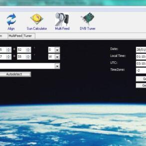 Download SatHunter – Apontamento de antenas e LNB carona