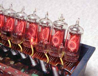 , Nixie R Tube