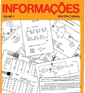 Baixar livro em pdf circuitos e informações volume 5 - do autor newton c. Braga