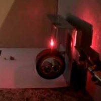 , Reaproveitando e brincando com LED LASER de gravadora de DVD