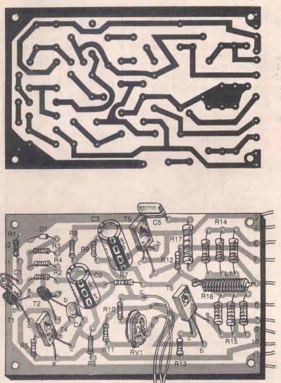 Módulo de potência Profissional 90 a 130 watts 2 Módulo de potência Profissional 90 a 130 watts RMS em 8 ohms por canal Circuitos Áudio