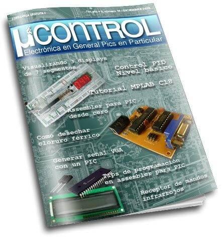 Baixar revista ucontrol edição 10 - revista em PDF especializada em Microcontroladores