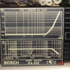 Módulo de potência BOSCH QA200 (100 watts (4×25))
