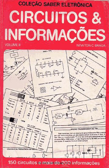 Download livro em PDF Circuitos e Informações volume 2 - Newton C. Braga