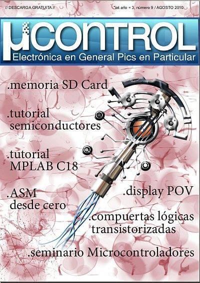 Baixar revista em PDF sobre microcontroladores - Ucontrol 9