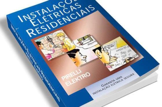 Baixar apostila - instalações elétricas residenciais curso ilustrado gratuito- elektro e pirelli