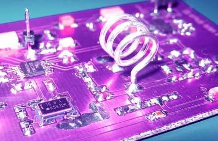 Circuito de transmissor de fm PLL - Parte 2 - unidade VCO, PLL e amplificador de 400mW
