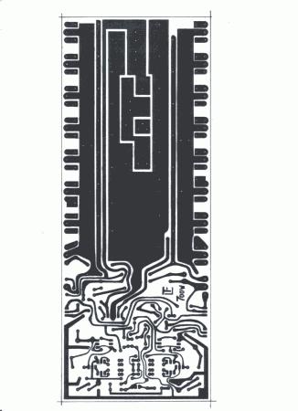 amplificador 700 watts 2sc5200 2sa1943 pcb1 326x450 Amplificador de 660 ~ 700 Watts RMS 4 Ohms mono Áudio