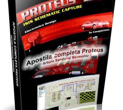 Download apostila sobre Proteus 6 Isis e Ares - Tutorial completo em português com 113 páginas