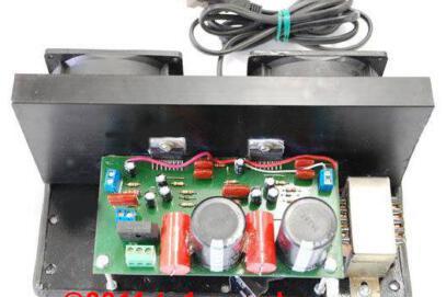 Circuito de amplificador de potência dinâmico com tda7294 em ponte