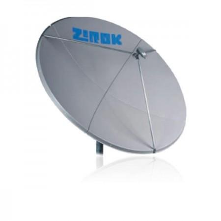 parabola zirok1.5 chapa 450x450 Tv digital via satélite FTA usando sua parabólica banda C ou antena banda KU   de Graça, sem pagar assinatura tv digital Tutorial Notícias dicas como ligar uma antena parabolica Dicas Antenas