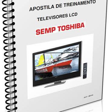 Download apostila de treinamento televisores lcd semp toshiba
