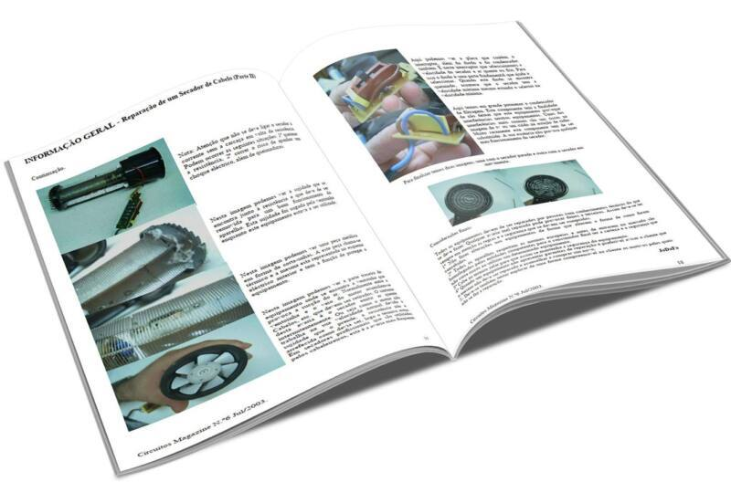 Revista Circuitos Magazine Volume 6 - Programação De Pic