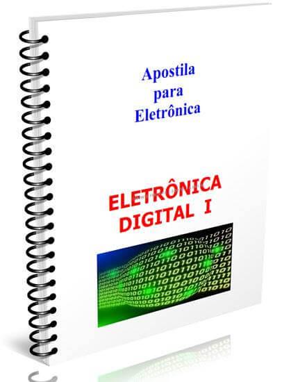apositla eletronica digital parte1 Download apostila de eletrônica digital 1   introdução + portas lógicas + Mapa de Karnaugh + Flip Flop pdf eletrônca digital Download Dicas Curso Apostilas